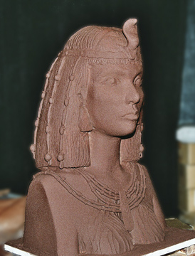 Cleopatra in Chocolate
